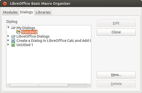Working with Dialog Controls in LibreOffice Calc using Macro